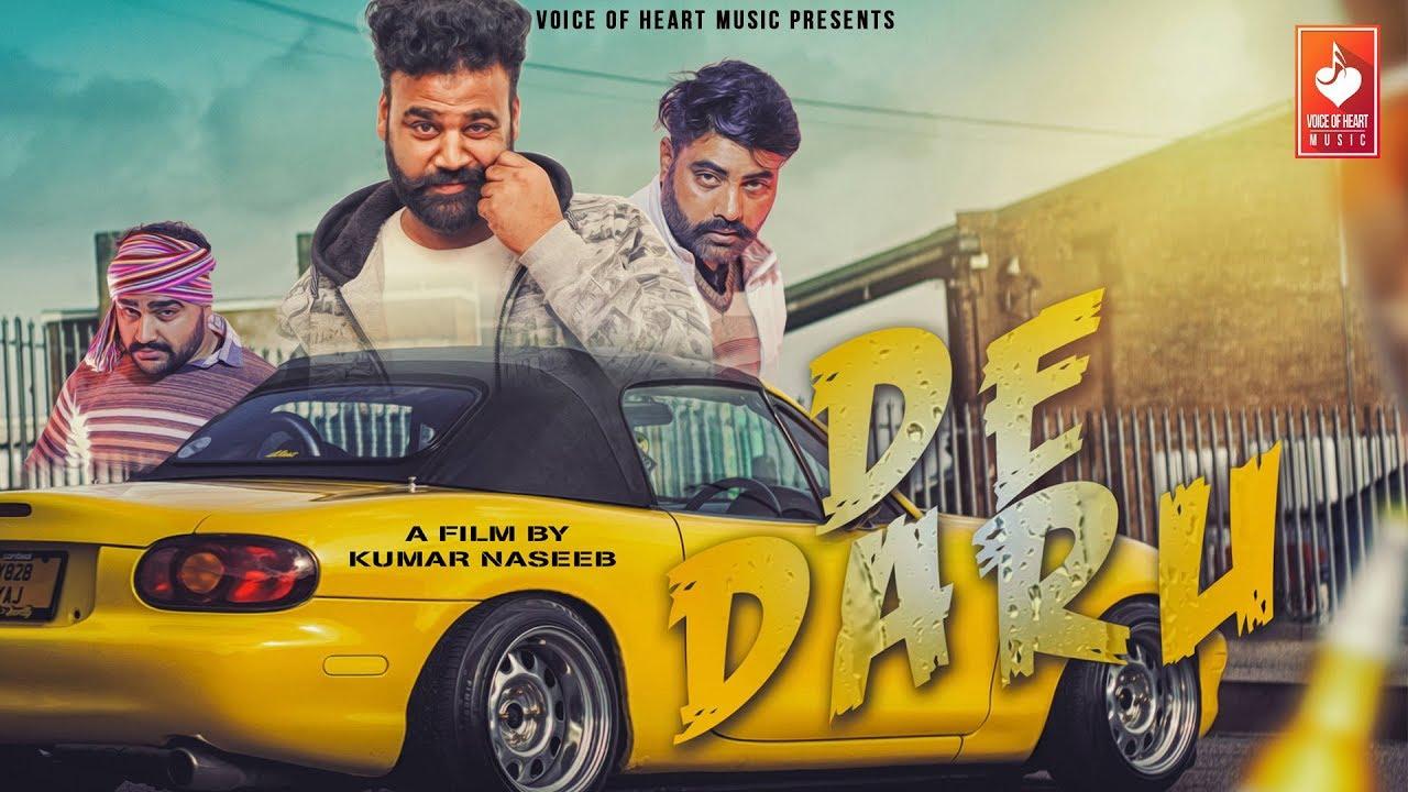 DE DARU | Subhash Foji, Parhlad Phagna | Ajay Jangid | New Haryanvi Songs Haryanvi 2019