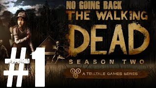 The Walking Dead: The Game - Season 2 - EP. 5 - NO HAY VUELTA ATRAS - Parte 1