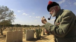 Ceremony commemorates 70 years since the Battle of El-Alamein