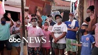 Inside Brazil's COVID-19 tragedy   ABCNews PRIME