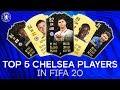 Who Is The Best Chelsea Player On FIFA 20?   Abraham, Pulisic, Kante, Azpilicueta Or Jorginho?