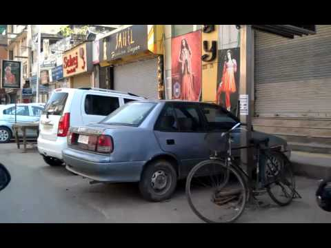 New Delhi Holiday Parking