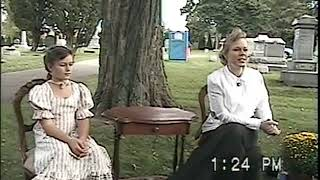 2006 Crystal Lake Historical Society Cemetery Walk Full Video