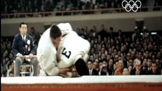 First Judo Open Champion - Antonius Geesink | Tokyo 1964 Olympics