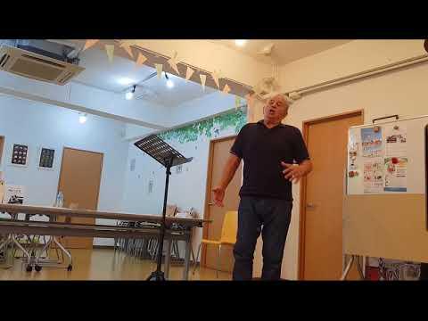 Esempio pratico di come cantare l'Opera Lirica 28 agosto2018
