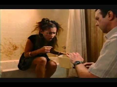 Hall pass hot tub scene