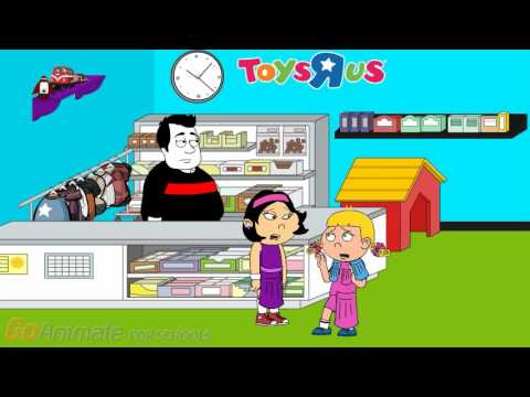 """Devious Diesel For Hire: Episode 27: Toys """"R"""" Us"""