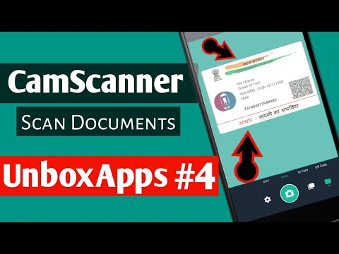 CamScanner | Scan Documents into clear and sharp image | Best Document Scanner