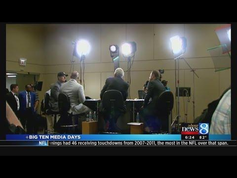 Nebraska missing from Big Ten media days