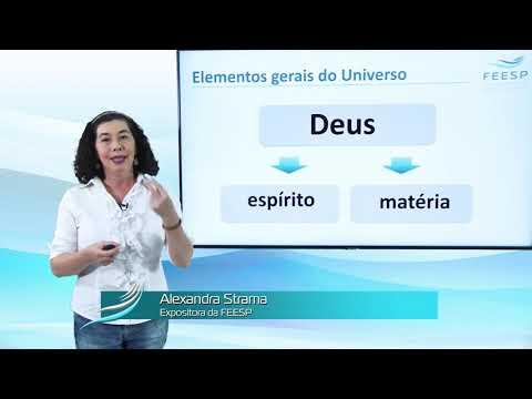 Aula 04   Espírito E Matéria E A Reforma Íntima   CURSO O QUE É O ESPIRITISMO   FEESP