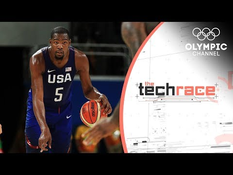 The Intelligent Basketball to Improve your Dribble | The Tech Race