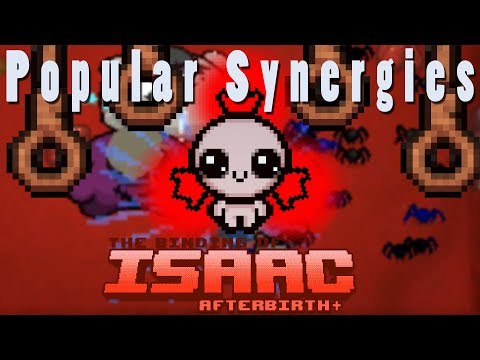 The Binding of Isaac Afterbirth Plus | Metal-Licka! | Popular Synergies!