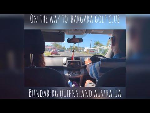 ON THE WAY TO BARGARA GOLF CLUB | AUSTRALIA ROAD | BUNDABERG QUEENSLAND AUSTRALIA