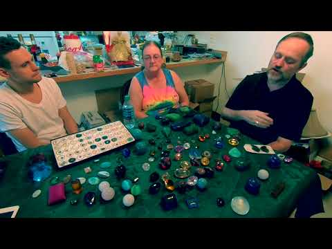 Gemstones from Heaven - Interview with Glenn and Terrie Smith