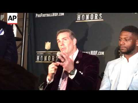"""Kurt Warner: """"No One Else Will Ever Have My Journey"""" To Hall Of Fame"""