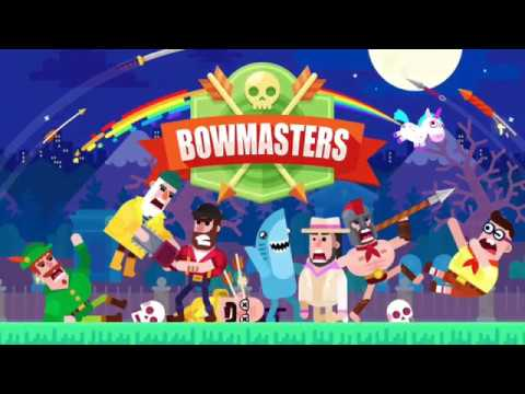 Bowmasters(Mod Money)