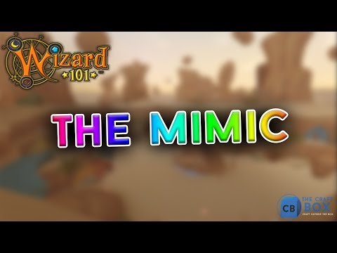Wizard101 Stream Highlight | The Mimic