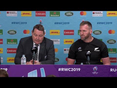 Hansen and Read speak after winning bronze final