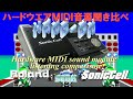 HANG-ON for Roland Sonic Cell with SRX-11