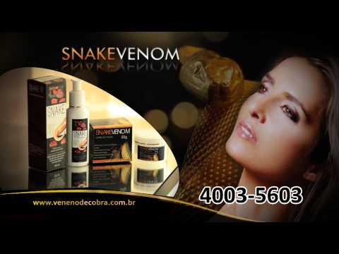 Creme Veneno de Cobra