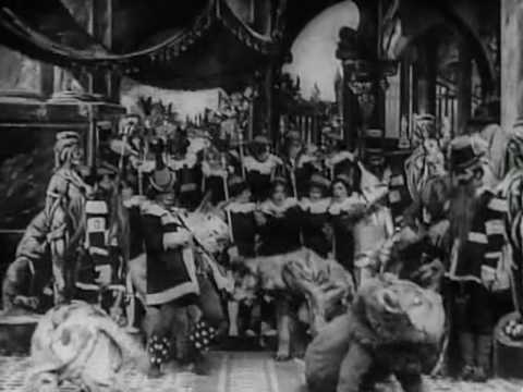 1910 Wonderful Wizard Of Oz, The - part 2