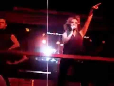 Erika Jayne - Stars & Roller Coaster (Live) - NYC Club - 02 08 2008