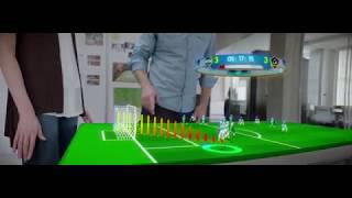 Microsoft HoloLens Match Analysis Tool