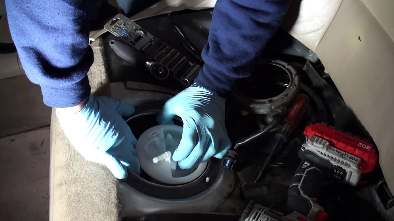 Bmw 325i Fuel Pump Replacement Youtube 2000 323ci Fuse Box