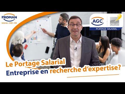 Entreprise en recherche d'expertises ? Découvrez le Portage Salarial - PROMAN - AGC - AKUIT