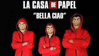 Bella Ciao - La Casa De Papel Soundtrack [Funny Funky Live Session #34]