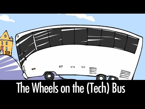 The Wheels on the (Tech) Bus