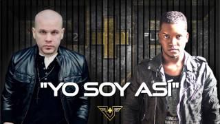 REDIMI2 Y FUNKY - YO SOY ASI (Video de Letras)