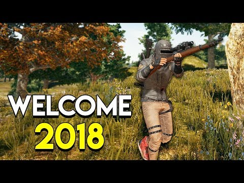 Welcome 2018 (Channel Update)