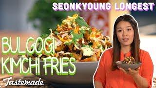 Bulgogi Kimchi Fries | Seonkyoung Longest
