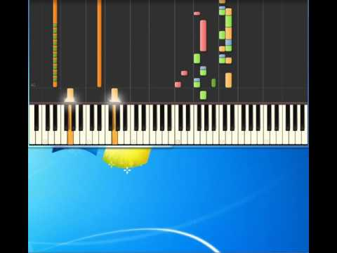 Tears For Fears   Shout [Piano tutorial by Synthesia]