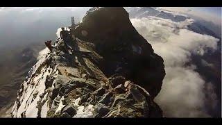 Matterhorn Summit - Exosed Ridge!