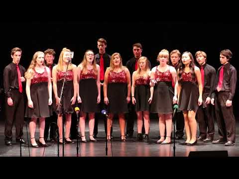 All The Things You Are - Jazz Harmony Vocal Group, Archbishop Spalding High School
