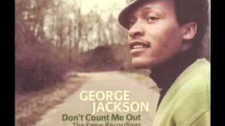 George Jackson - Getting The Bills (But No Merchandise)
