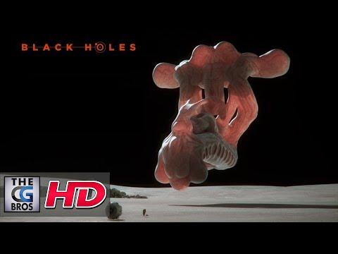"""CGI 3D Animated Short: """"Black Holes - Le Bon Alien""""  - by Noodles Studio"""