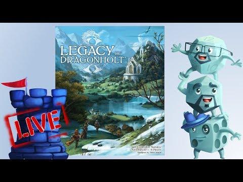 The Legacy of Dragonholt...LIVE!!