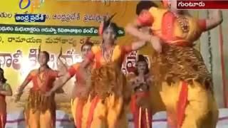 Maharshi Valmiki jayanthi Utsav Grandly Celebrated In Guntur