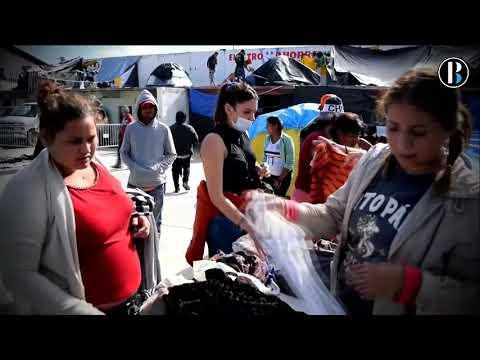 El nuevo gobierno de México busca tomar el control de la caravana en Tijuana