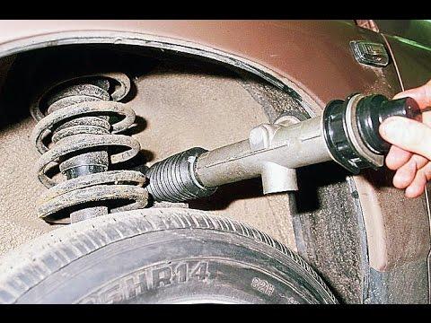 Рулевой механизм. Снимаем и разбираем. ВАЗ 2110-2112