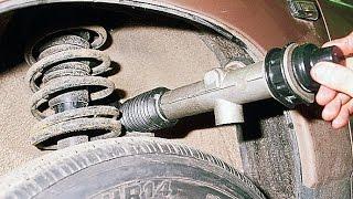 видео Как разобрать рулевую рейку ваз 2110