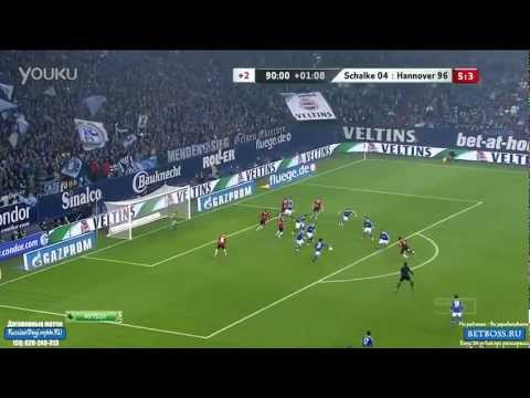 Mame Biram Diouf From Hannover 96 Bicycle Kick Goal From Outside the Box