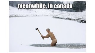 CANADIAN MEMES - FUNNIEST POSTS