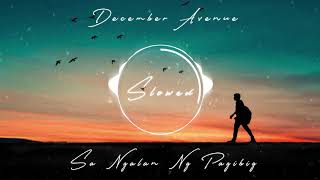 December Avenue - Sa Ngalan Ng Pag-ibig | 8D Audio