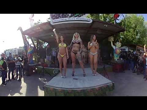Bikini contest at strokers spring fling 2018 by Joe cando#3 360 viewing