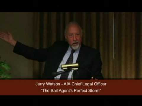 The Bail Agent's Perfect Storm: Part 1