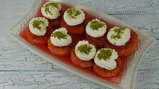 Elmali Ayva Tatlisi Tarifi (Quitten Apfel Dessert)